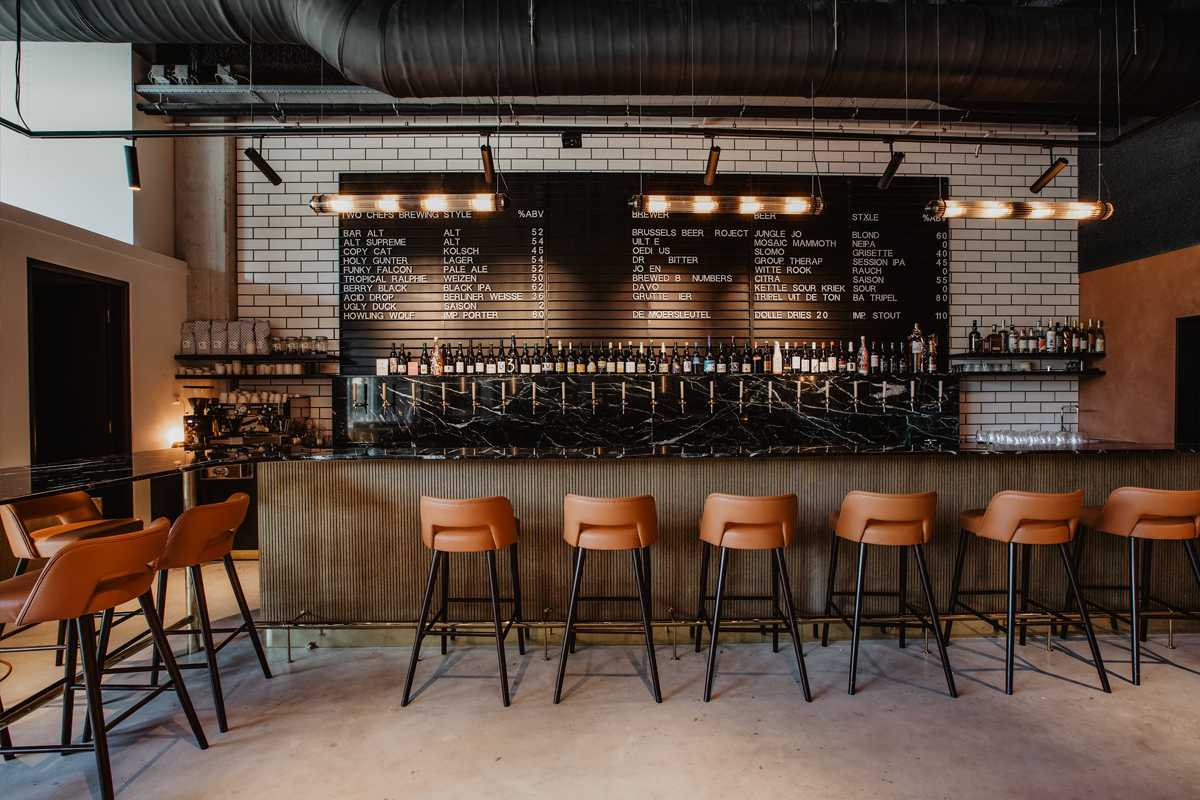 Bar Alt Amsterdam | Projects | Keylight