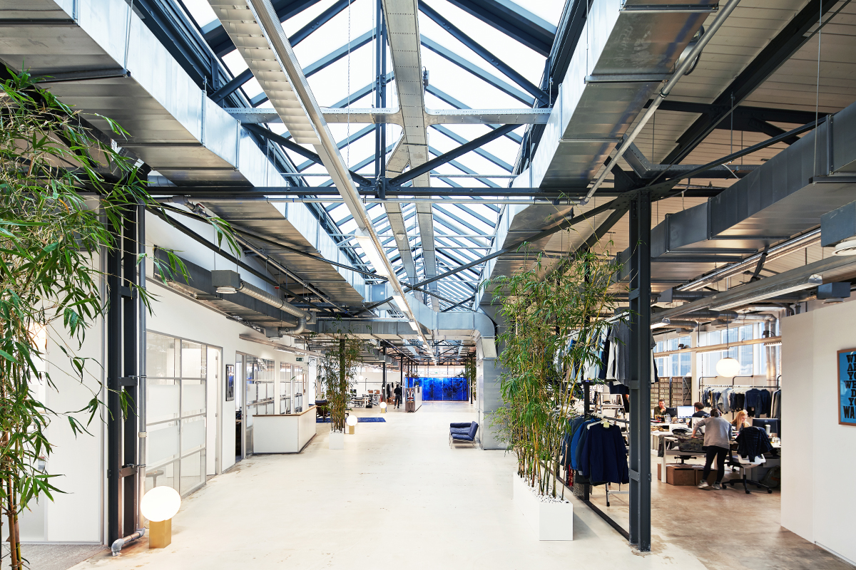 Denham Headquarters Amsterdam
